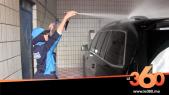 Cover Vidéo - نساء بمهن رجالية... اول فتاة تمتهن غسل السيارات بطنجة