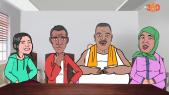 Cover Vidéo - نيبا ـ اكشوان اكنوان ـ لالة نعيمة في قبضة لابريكاد