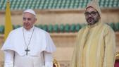 Pape et Mohammed VI