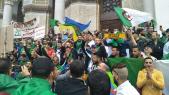 Vidéos. Algérie: les manifestants sont déjà sortis massivement ce neuvième vendredi
