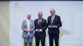 Aziz El Badraoui, Nezha El Ouafi, Salaheddine Mezouar