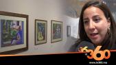 Cover_Vidéo: Le360.ma • Exposition du grand peintre feu Hassan El Glaoui
