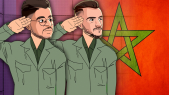 Cover_Vidéo:Le360.ma • راديو36 (حلقة 3): ايهاب وزهير بهاوي وبلمير والتجنيد