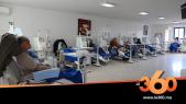 """Cover_Vidéo:Le360.ma •""""بالفيديو. هكذا تنقذ مؤسسة """"أمل"""" لمساعدة مرضى القصور الكلوي أرواح المصابين بمرض """" الدياليز"""