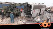Cover Vidéo - ضحايا حافلة أنزا بأكادير يروين تفاصيل الفاجعة