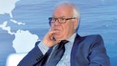 Hassan Sentissi El Idrissi, président de l'ASMEX