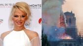 Pamela Anderson vs Notre dame