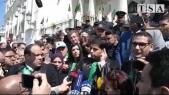 Vidéo. Algérie: les magistrats annoncent le boycott de la présidentielle du 4 juillet
