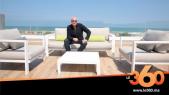 Cover_Vidéo: Le360.ma • Rencontre avec Omar Alaoui, architecte du projet Quintessence Luxury Villas