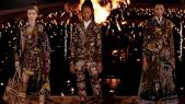 Le défilé Dior à Marrakech.