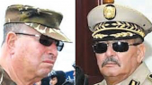 Algérie: deux commandants de région militaire mis aux arrêts