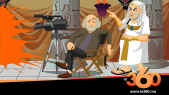 Cover_Vidéo:Le360.ma •مدرسة 36 : المشاغبون والمساخيط في قلب الدراما الرمضانية