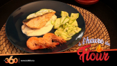 Cover Vidéo -  à l'heure du Ftour Ep4 : Saumon à la crème