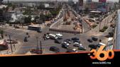 Cover_Vidéo: Le360.ma • روبورتاج : إنطلاق أشغال الممر تحت أرضي بتقاطع شارع غاندي وشارع إبراهيم الروداني