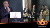 Cover_Vidéo: Le360.ma • Modèle de développement: Abdellatif Maâzouz charge le PJD