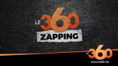 Cover_Vidéo:Le360.ma • Zapping de la semaine Ep 81