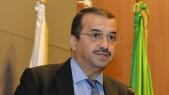 ministre algérien de l'énergie