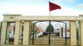 Les professeurs en grève au Maroc