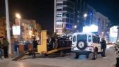 corniche casa police action