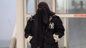 Madona en Niqab