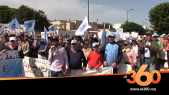 Cover_Vidéo: Le360.ma •النقابات بالرباط تطالب بتعزيز الحريات النقابية