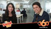 Cover_Vidéo: Le360.ma • سوشل ستار| الحلقة 1| خالد الشريف:الويب فيه الفلوس وبقى ليا غير المكياج لي ما درتوش