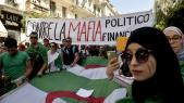 Etudiants contre pouvoir en Algérie
