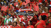 supporters marocains