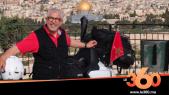 Cover Vidéo - Abdelghani Aboufirass: un biker au service de la paix