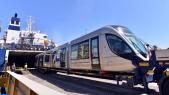 Rame tramway Rabat Salé