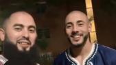 Nordin Amrabat et cheikh Redouane Ben Abdeslam