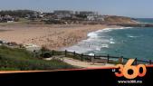 cover: اقبال كبير على شواطئ طنجة في ثاني ايام عيد الفطر