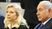 Sara et Benjamin Netanyahu