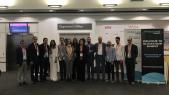 La délégation marocaine au Blockchain Summit 2019 à Londres