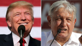 Trump et Obrador