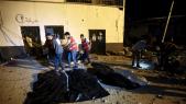 Libye: les forces de Haftar auraient tué 40 migrants en bombardant leur centre