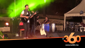Cover_Vidéo: Le360.ma • حمزة نمرة يلهب جمهور مهرجان إفران وسط حضور مصريين