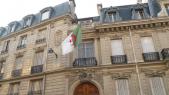 ambassades algériennes