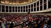 Hémicycle du parlement français
