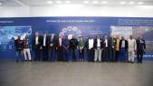 La délégation Sud-Africaine en visite au Maroc
