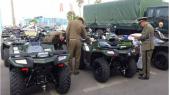 Quads gendarme