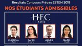 Candidats ESTEM