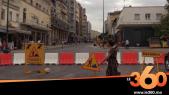 """Cover_Vidéo: Le360.ma •جدل في فاس بسبب """"اجتثاث"""" أشجار أقدم شارع بالمدينة"""