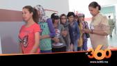 Cover_Vidéo: Le360.ma •شاهد أجواء استقبال المدعوين والمدعوات للخدمة العسكرية بوجدة