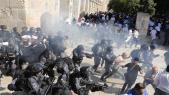 heurts esplanade des mosquées Jérusalem