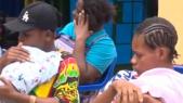"""Vidéo. Nigeria: 19 femmes gestantes ou allaitantes libérées d'une """"usine à bébés"""""""