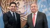 Bourita et Guterres