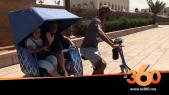 Cover_Vidéo: Le360.ma •تعرفوا على العربات الايكولوجية للمدار السياحي بالرباط