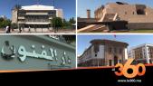 Cover_Vidéo: Le360.ma •La 1ère biennale de Rabat, découvrez les sites de ce grand évènement culturel