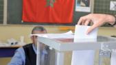Urne bulletin de vote